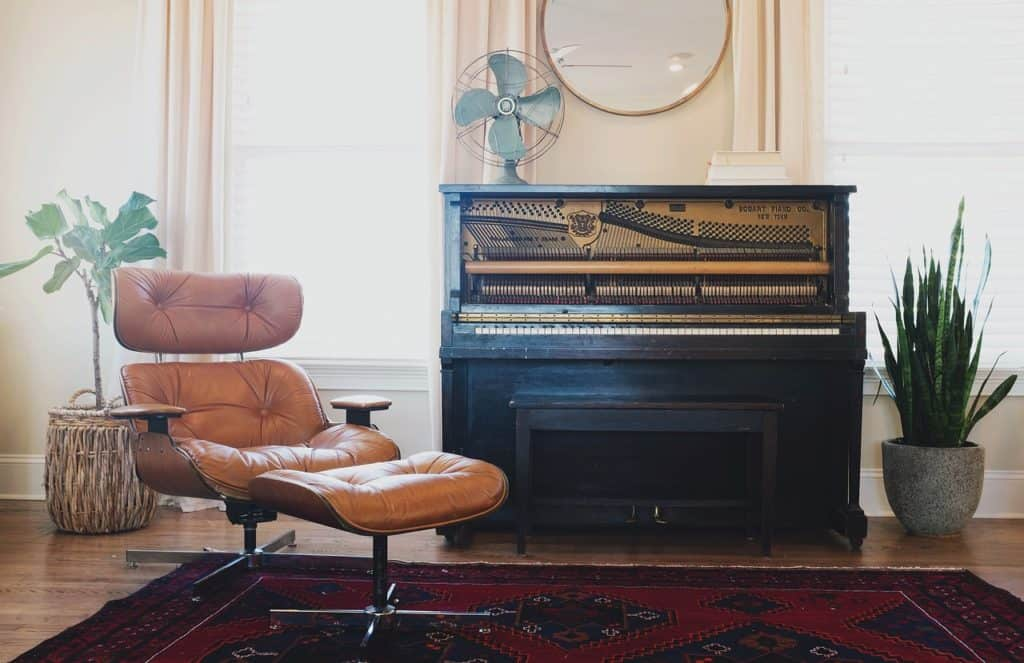 תמונה של פסנתר