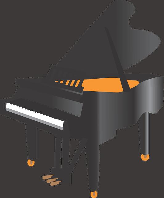 הובלות פסנתר במרכז
