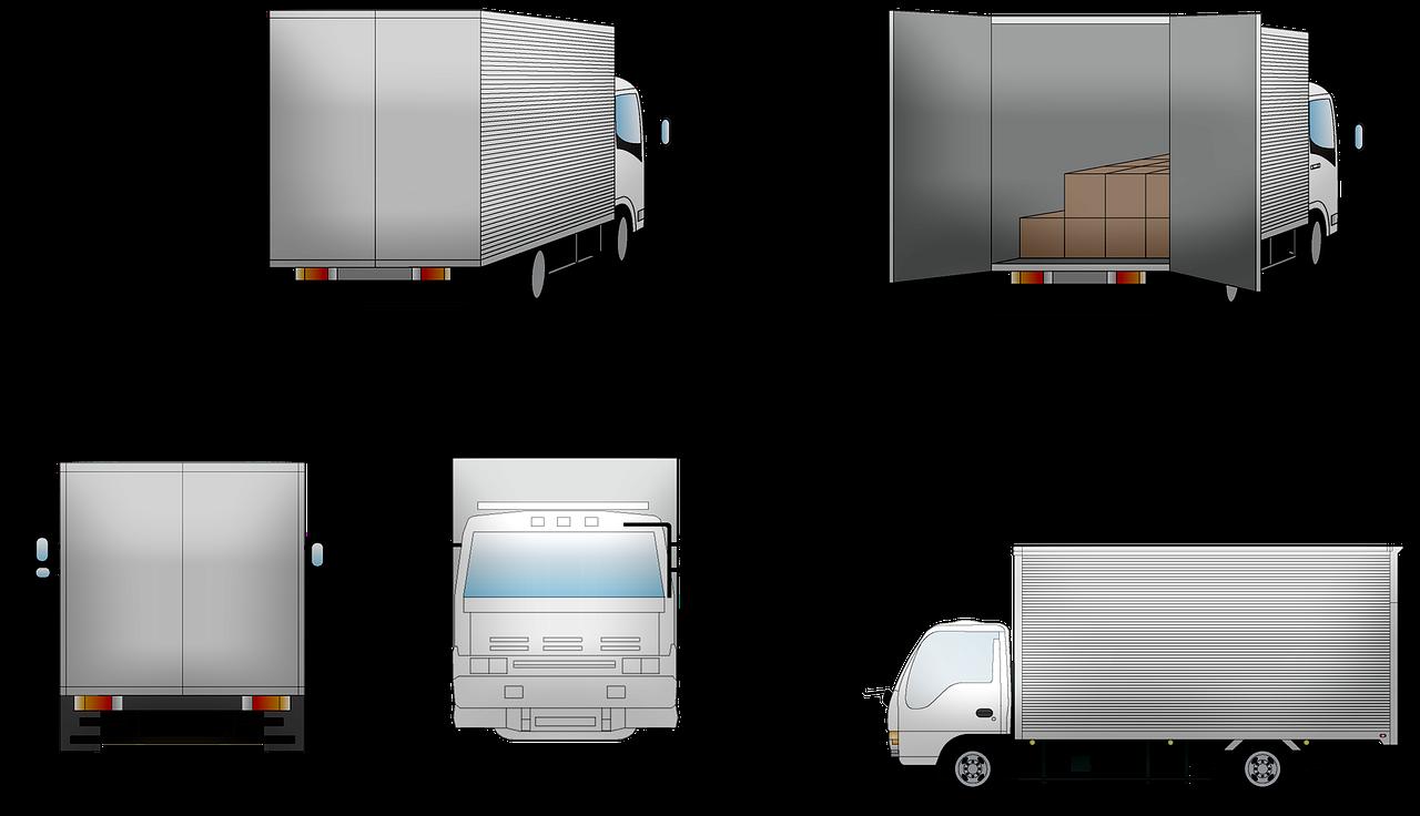 רכב משאית